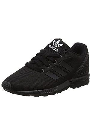 adidas ZX Flux C, Zapatillas de Gimnasia Unisex Niños, (Core Black)