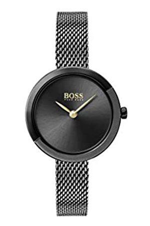 Hugo Boss Reloj Analógico para Mujer de Cuarzo con Correa en Acero Inoxidable 1502499