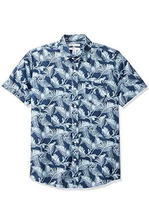 Amazon Camiseta de manga corta con estampado para hombre