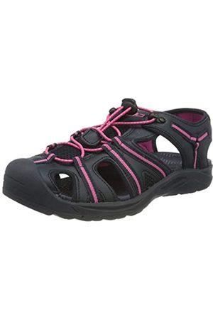 CMP Kids Aquarii 2.0 Hiking Sandal, Sandalias de Senderismo Unisex niños