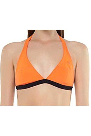 Glide Soul De 0,5 mm de Las Mujeres Halter Cuello Bikini Parte Superior, Mujer, 0.5 mm Halter Neck
