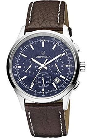 ORPHELIA Reloj Cronógrafo para Hombre de Cuarzo con Correa en Cuero OR81702