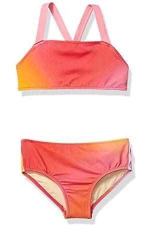 Amazon Conjunto de bikini de 2 piezas para niña