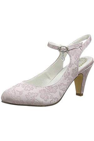 Joe Browns Manhattan Cherry Shoes, Zapatos Planos Mary Jane para Mujer