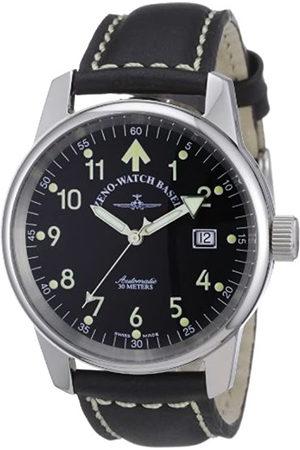 Zeno 6554RA-a1 - Reloj analógico automático Unisex con Correa de Piel