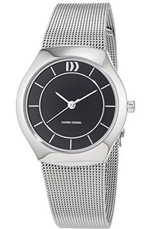 Danish Design It's_amaz-Reloj analógico de Cuarzo de Acero Inoxidable 3324566
