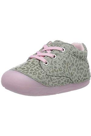 Lurchi FLIA, Zapatillas para Bebés, (Grey Rose 25)