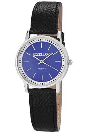 Excellanc Reloj Analógico para Mujer de Cuarzo con Correa en Cuero 1.93023E+11