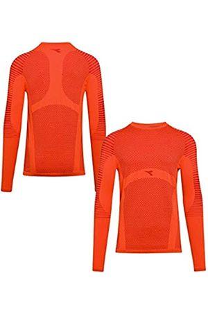 Diadora Sport 102173393 LS Techfit Camiseta, Hombre