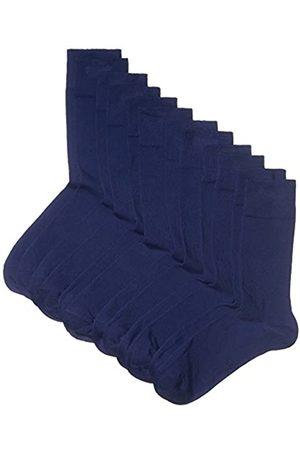 My Way MyWay Men Socks Basic 6er Calcetines, 43-46