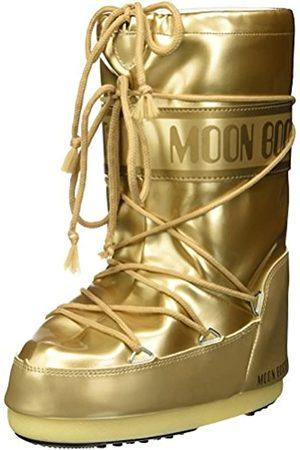 Moon-boot Vinil Met, Botas de Nieve Unisex Niños, (Oro 003)