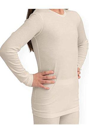 Wellvitex Zink+ Kinder Langarm Shirt, Suéter Térmico para Niña