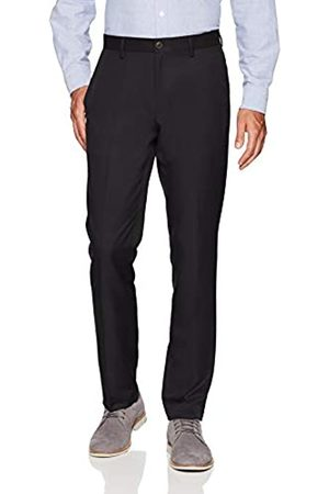 Amazon Slim-Fit Flat-Front Dress Pants