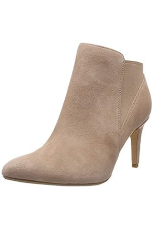 Clarks Laina Violet, Botines para Mujer, (Nude Suede-)