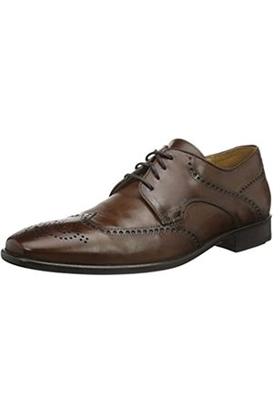 Lloyd FORSTER - Zapatos Derby Hombre, Marrón - Braun (KENIA 4)