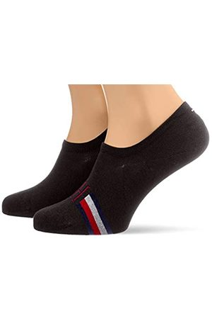 Tommy Hilfiger TH Men Footie 2p Iconic Stripe Calcetines