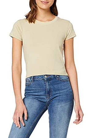 Urban classics T-Shirt Ladies Stretch Jersey Cropped tee Camiseta