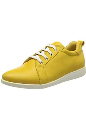 Andrea Conti 1479604, Zapatillas para Mujer, (Gelb 051)