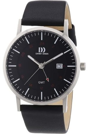 Danish Design 3314447 - Reloj de Pulsera Hombre, Piel
