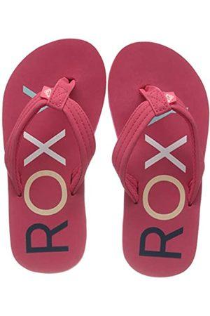 Roxy RG Vista, Zapatos de Playa y Piscina para Niñas, (Berry Bry)