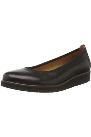 Gabor Shoes Gabor Casual, Bailarinas para Mujer, (Schwarz 27)