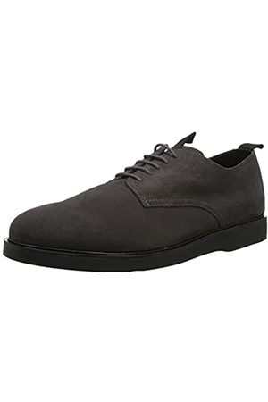 H by Hudson Barnstable, Zapatos de Cordones Oxford para Hombre, (Grey 55)