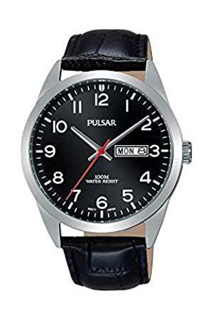 Seiko Pulsar PJ6067X1 - Reloj de Pulsera analógico para Hombre (Movimiento de Cuarzo
