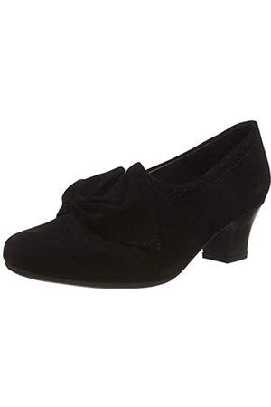 Hotter Donna Extra Wide, Zapatos de Vestir par Uniforme para Mujer