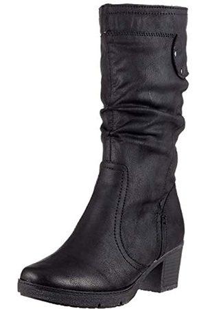 Soft Line 25661-21, Botas Altas para Mujer, (Black 001)
