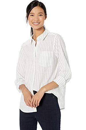 Goodthreads Washed Cotton Boyfriend Shirt Button-Down-Shirts