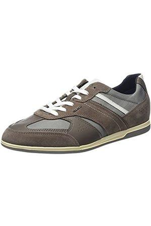 Geox U Renan A, Zapatillas para Hombre, (Taupe/Stone)
