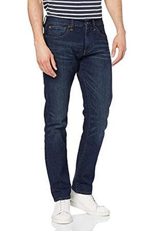 BROOKS BROTHERS Denim Lunghi Slim Fit Red Fleece Vaqueros