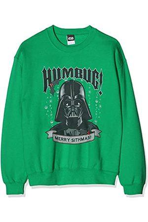 STAR WARS Men's Christmas Darth Vader Humbug Sweatshirt Sudadera