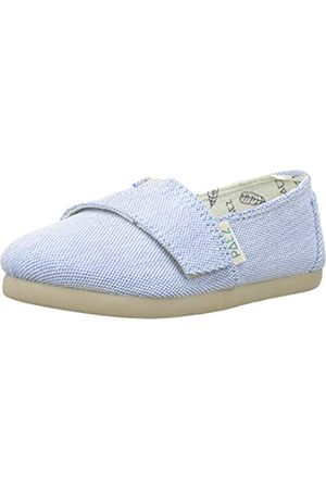 Paez Original Classic Mini Combi, Alpargatas Unisex niño, (Light Blue 003)