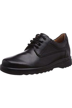 Ganter Eric, Weite G 4-256001-01000 - Zapatos Casual de napa para Hombre