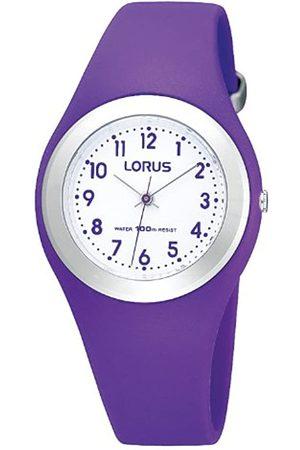 Lorus Reloj Analógico para Chica de Cuarzo con Correa en PU R2305GX9