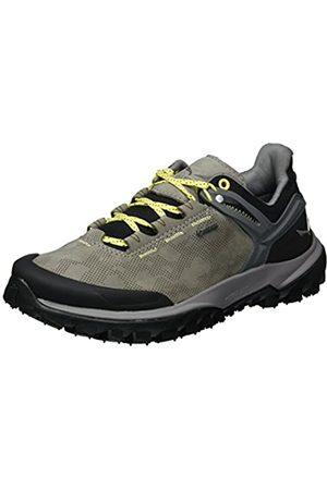 Salewa Ws Wander Hiker Gtx, Zapatillas de Senderismo Mujer, (Sauric/Limelight)