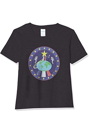 Brands In Limited NASA Globe Astronauts Camiseta