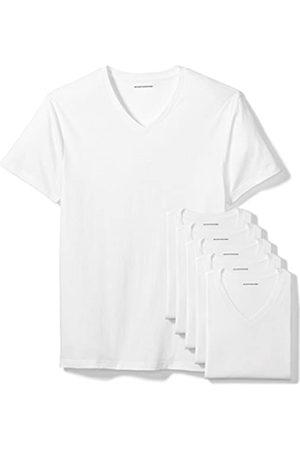 Amazon Essentials 6-Pack V-Neck Undershirts Camisa