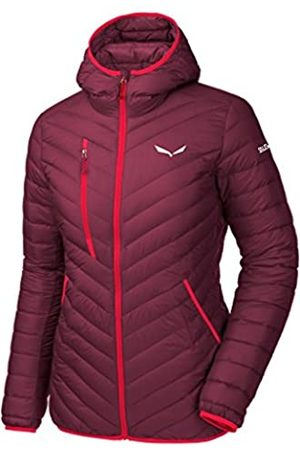 Salewa Ortles Light DWN W HZ Hood Chaqueta, Mujer