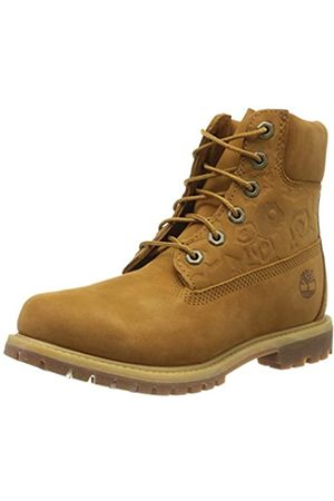 Timberland 6 In Premium Boot W A1K3N, Zapatillas para Mujer, Mehrfarbig (Brown 001)