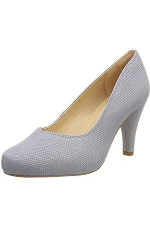 Clarks Dalia Rose, Zapatos de Tacón para Mujer, (Grey/Blue-)