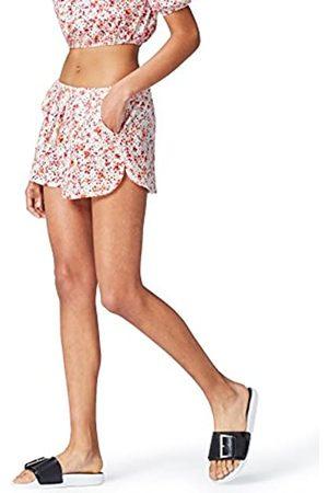 FIND Shorts de Flores para Mujer