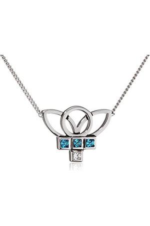 CAÏ Mujer Collares - Caï Mujer de ley (925/1000) azul circonita FINENECKLACEBRACELETANKLET