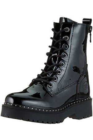 Dockers 45at202, Botas Militar para Mujer, (Schwarz 100)