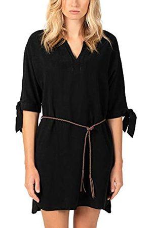 Timezone Shortsleeve Lyocell Dress Vestido