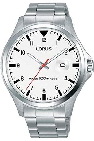 Lorus RelojAnalógicoparaHombredeCuarzoconCorreaenAceroInoxidableRH965KX9