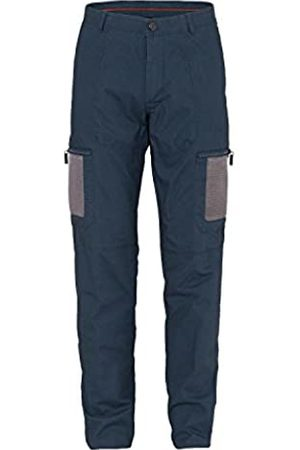 Jeep Man Pantalón Largo con Bolsillos de Red J4W, (Dark Denim)