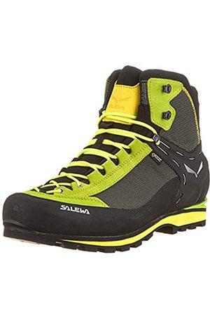 SALEWA Ms Crow GTX, Zapatos de High Rise Senderismo para Hombre, (Cactus/Sulphur Spring 5320)