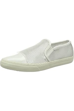 Geox D Giyo, Zapatillas para Mujer, (Ivory/Off White C1661)